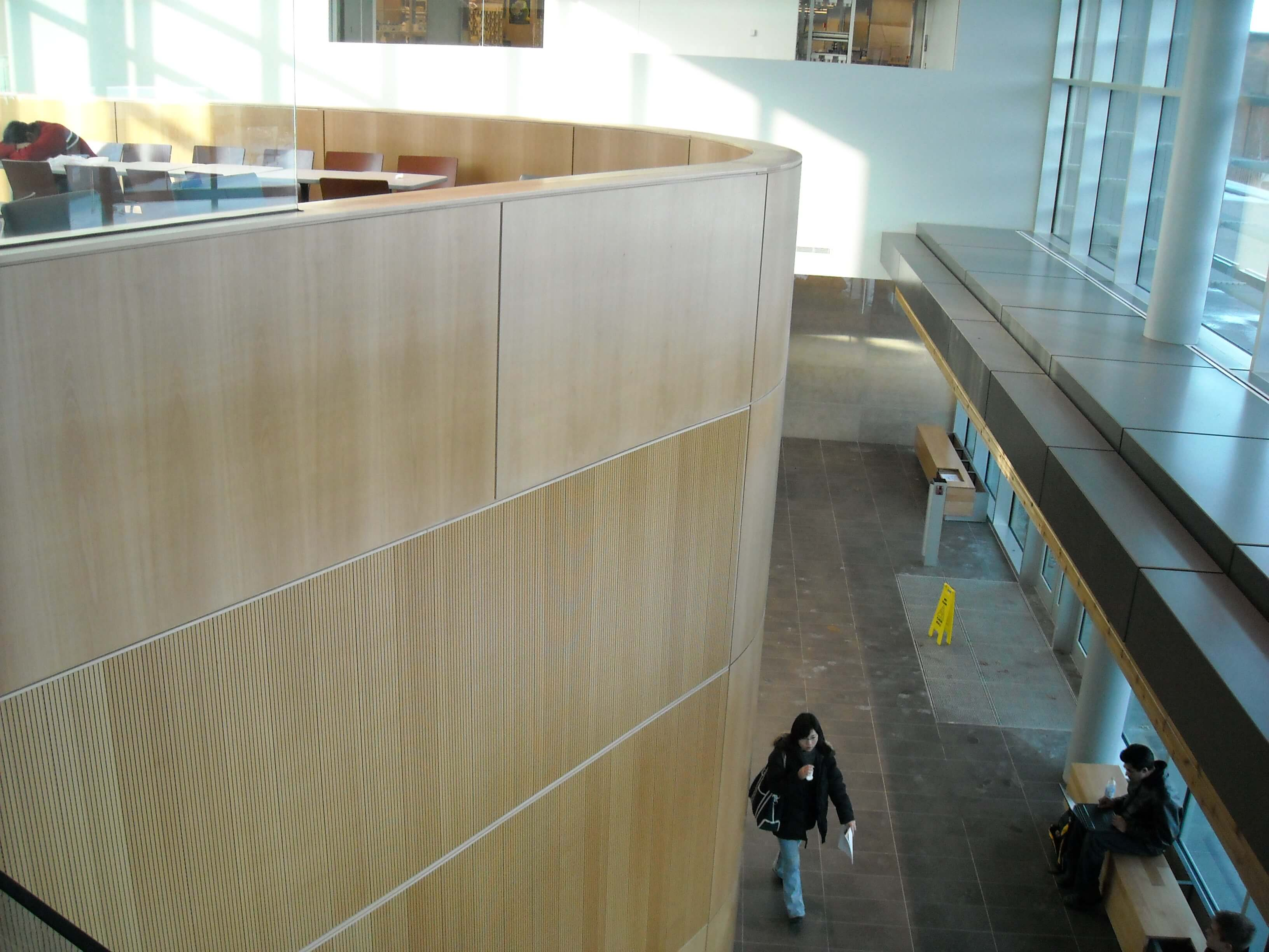 University Of Toronto Architectural Millwork Amp Door Installation