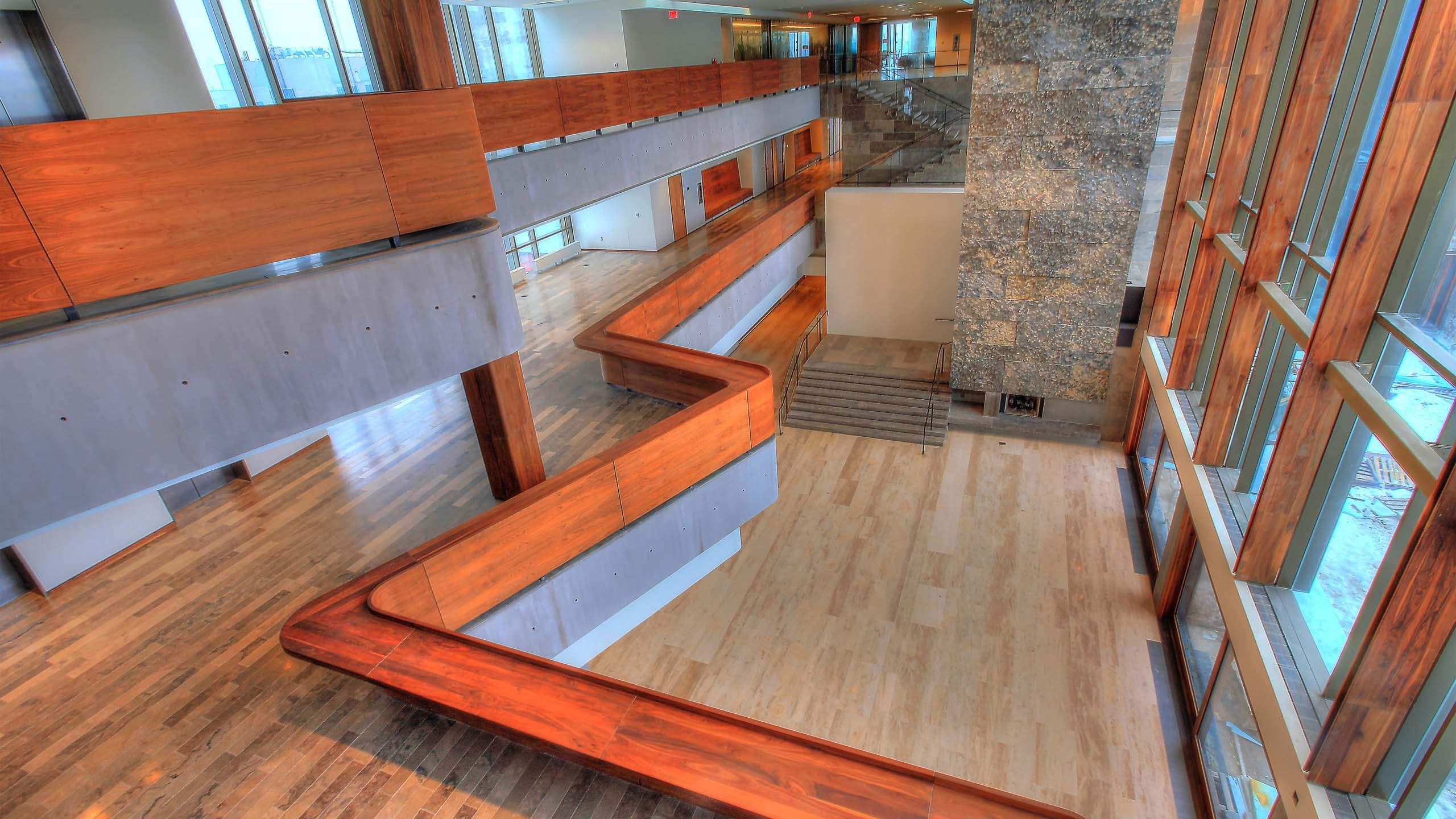Ivey school of business london ontario architectural for Compleet interieur
