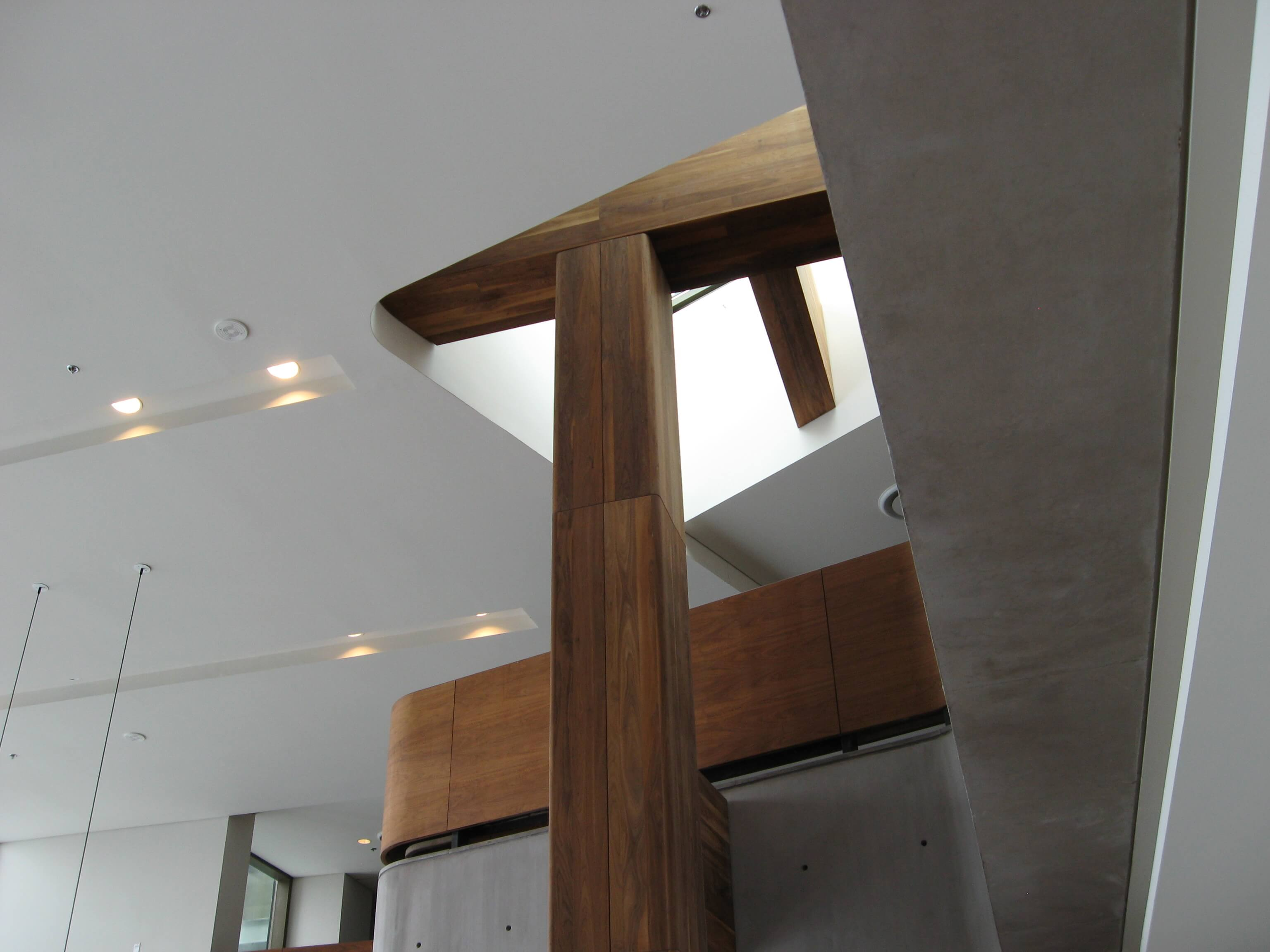 ivey school of business london ontario architectural millwork