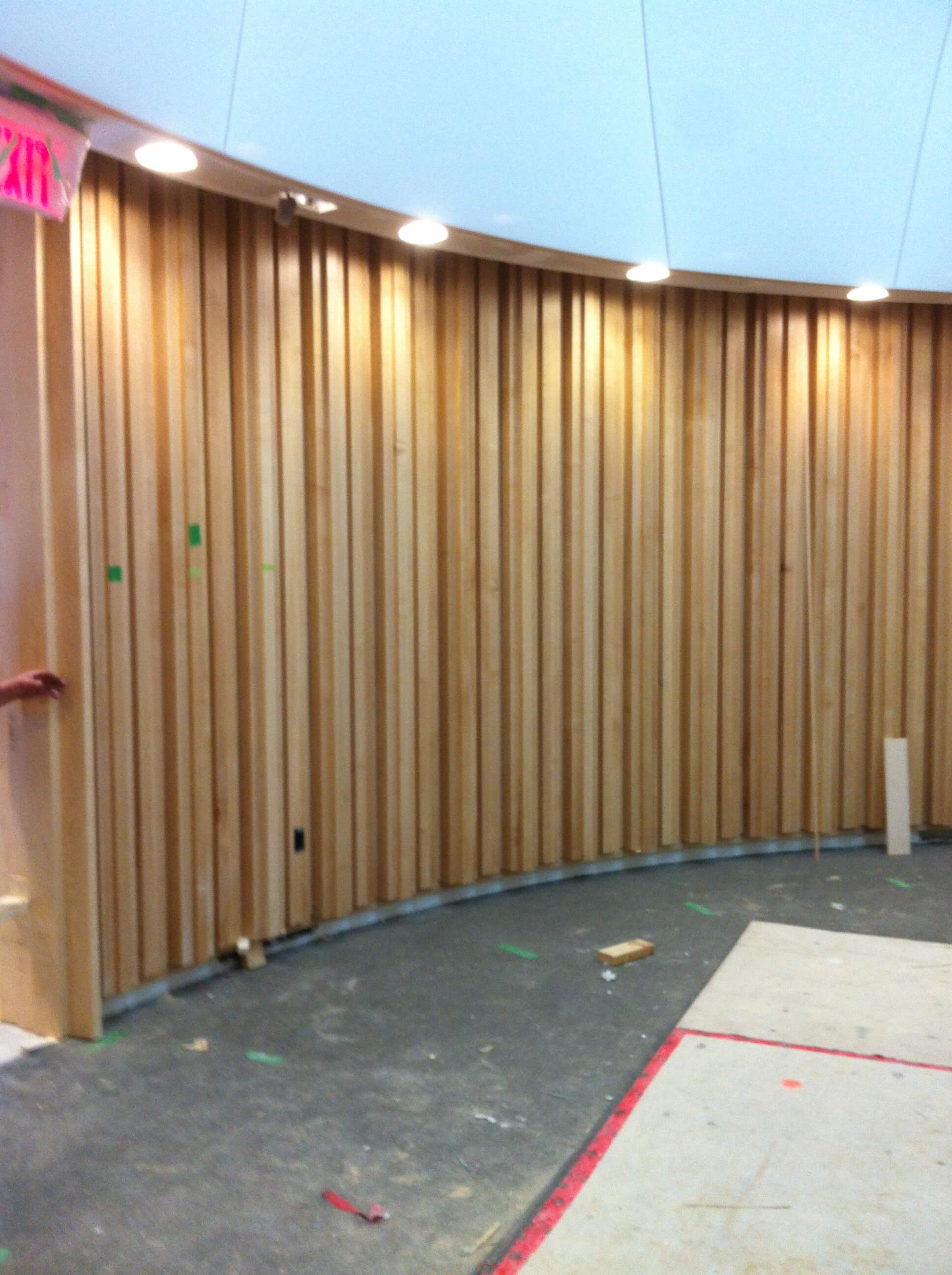 thunderbay courthouse architectural millwork door installation